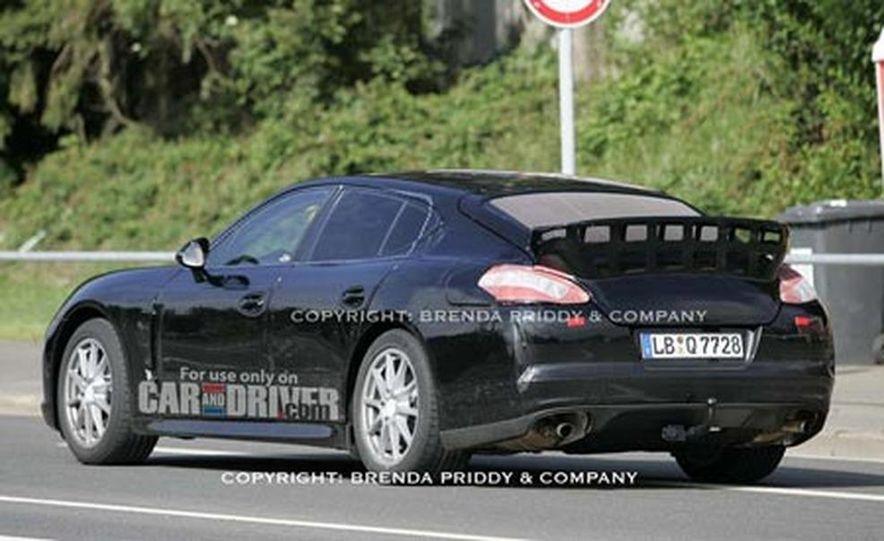 2010 Porsche Panamera - Slide 6