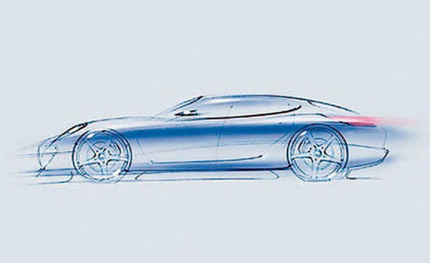 2010 Porsche Panamera - Slide 9