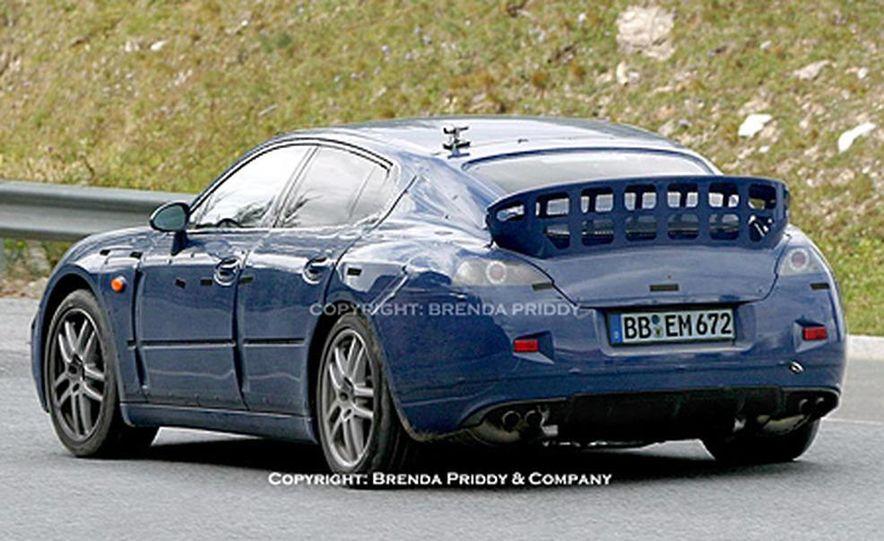 2010 Porsche Panamera - Slide 8