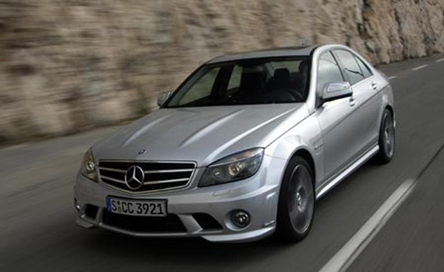 2008 MercedesBenz C63 AMG Pictures  Photo Gallery  Car and Driver