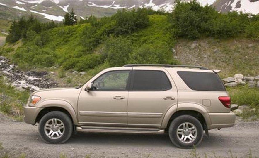 2009 Toyota Sequoia - Slide 7