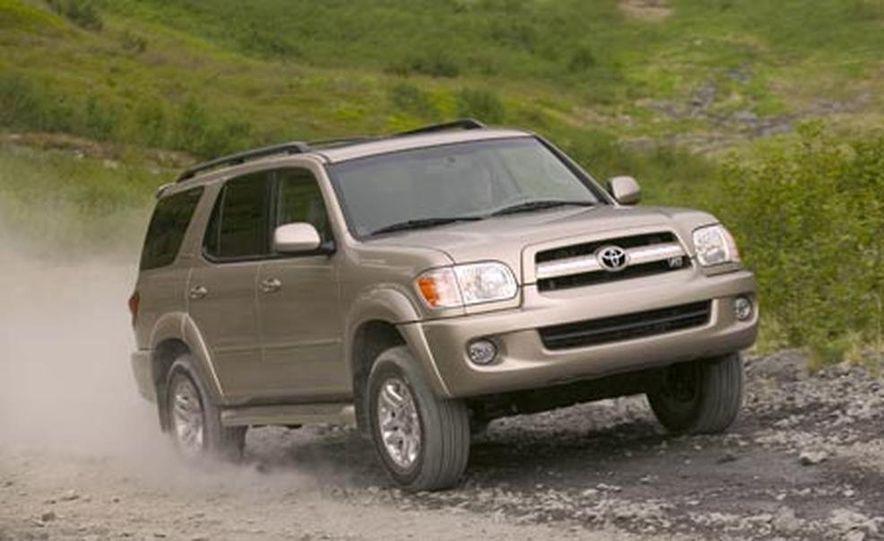 2009 Toyota Sequoia - Slide 8