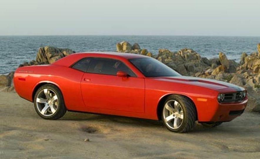 Dodge Challenger - Slide 4