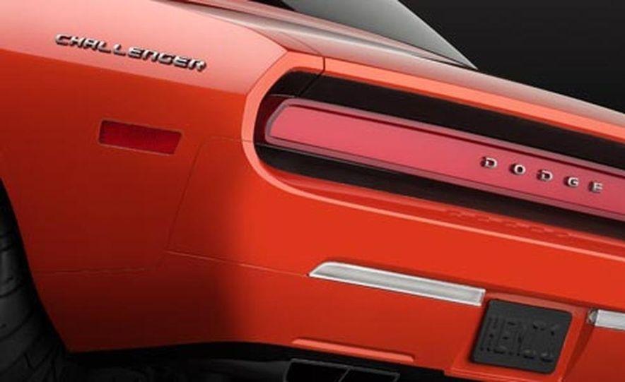 Dodge Challenger - Slide 11