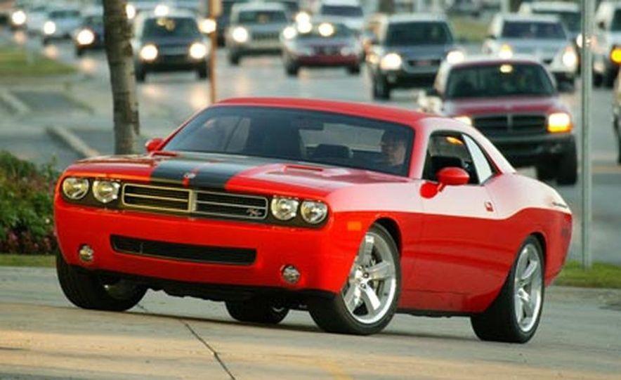 Dodge Challenger - Slide 12