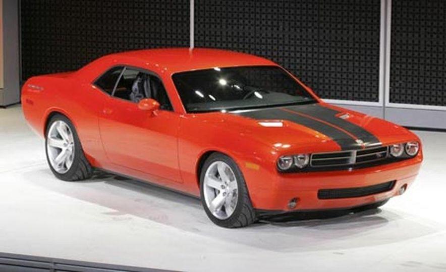 Dodge Challenger - Slide 14