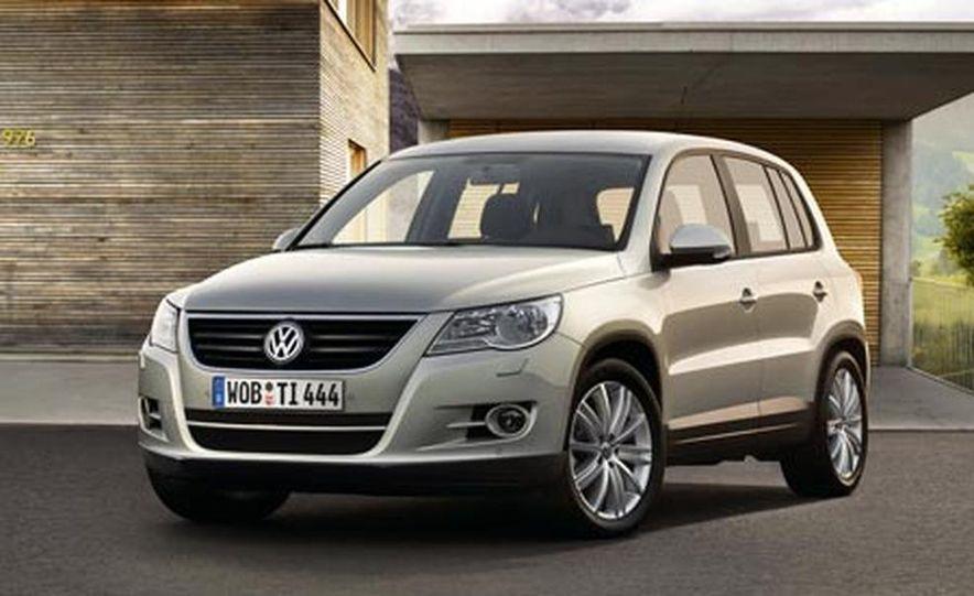 2009 Volkswagen Tiguan - Slide 21