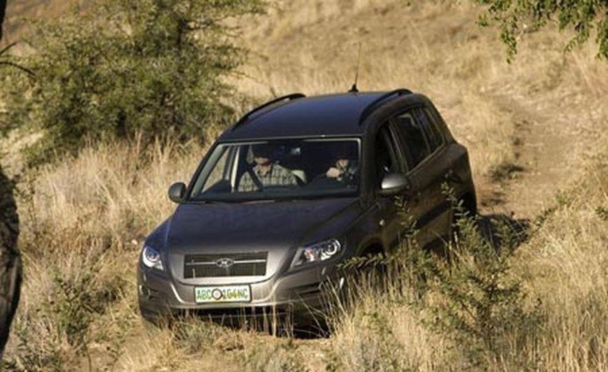 2009 Volkswagen Tiguan - Slide 7