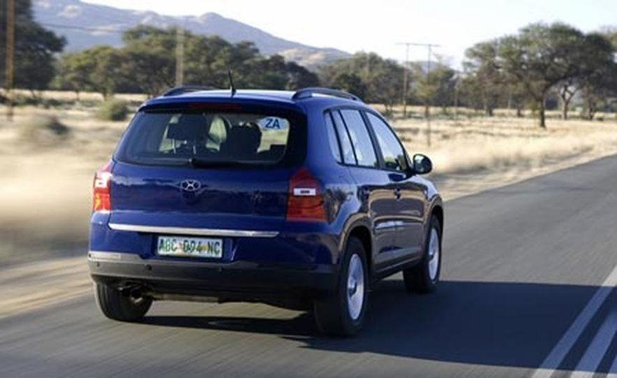 2009 Volkswagen Tiguan - Slide 8