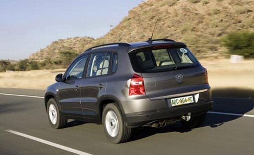 2009 Volkswagen Tiguan - Slide 11