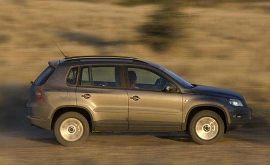 2009 Volkswagen Tiguan - Slide 18