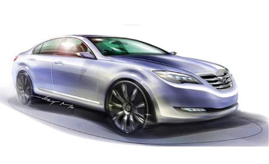 Hyundai Genesis - Slide 19
