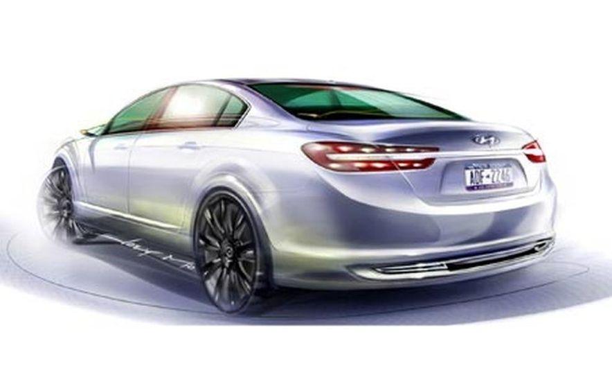 Hyundai Genesis - Slide 20