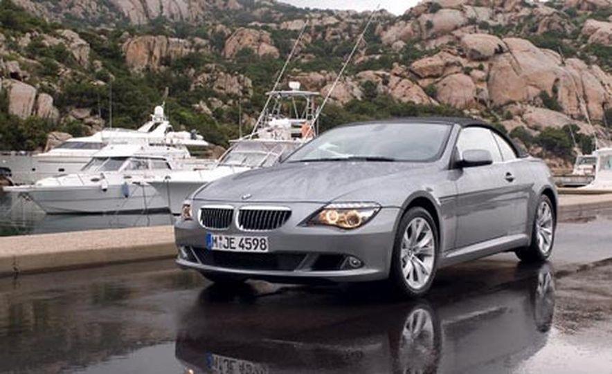 2008 BMW 6-series - Slide 1