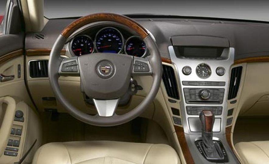 2008 Cadillac CTS - Slide 12