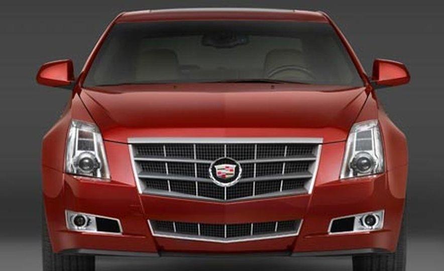 2008 Cadillac CTS - Slide 1
