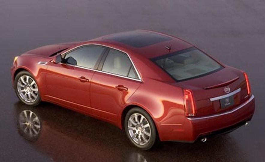 2008 Cadillac CTS - Slide 3