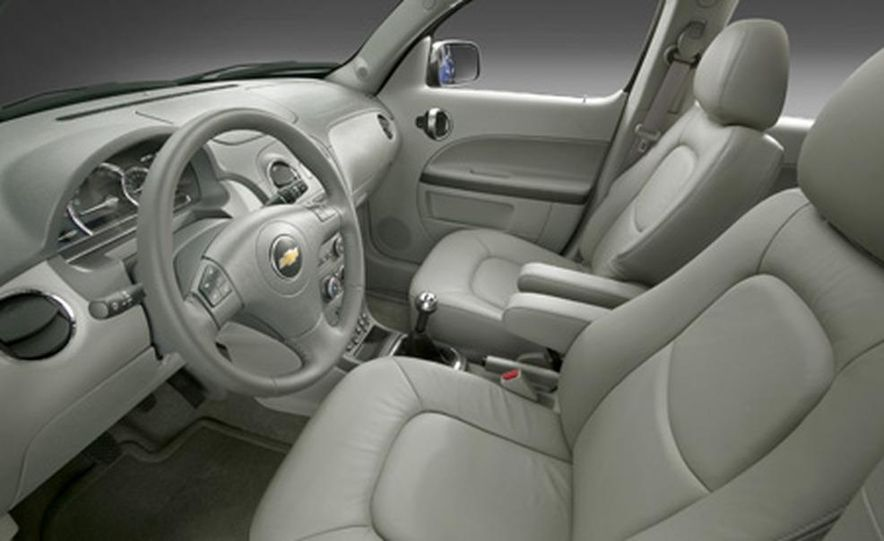 2007 Saab 9-7X Altitude Edition - Slide 27
