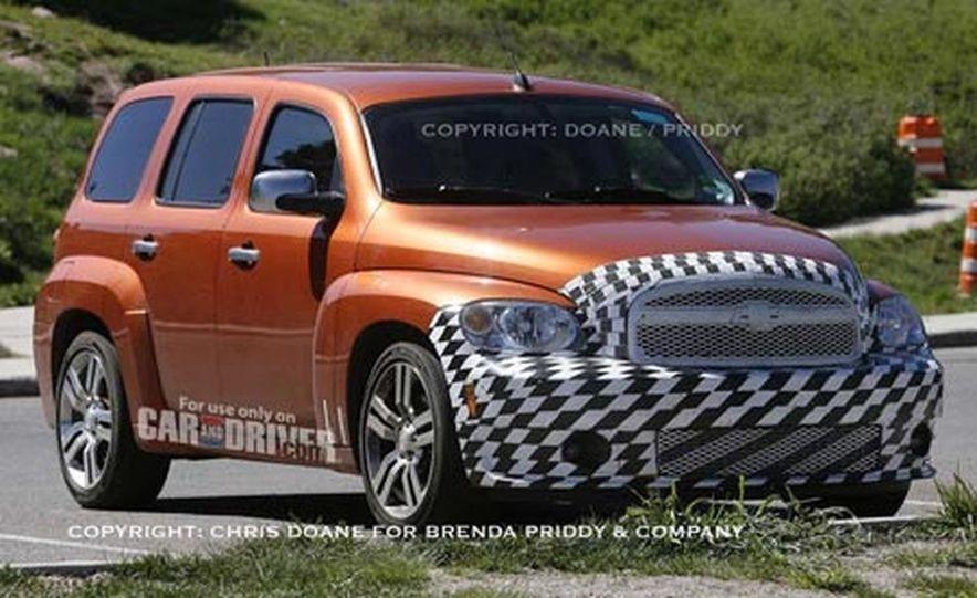 Chevrolet HHR SS - Slide 1