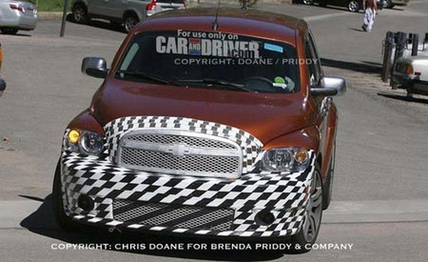 Chevrolet HHR SS - Slide 3