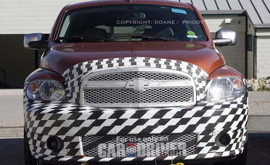 Chevrolet HHR SS - Slide 4