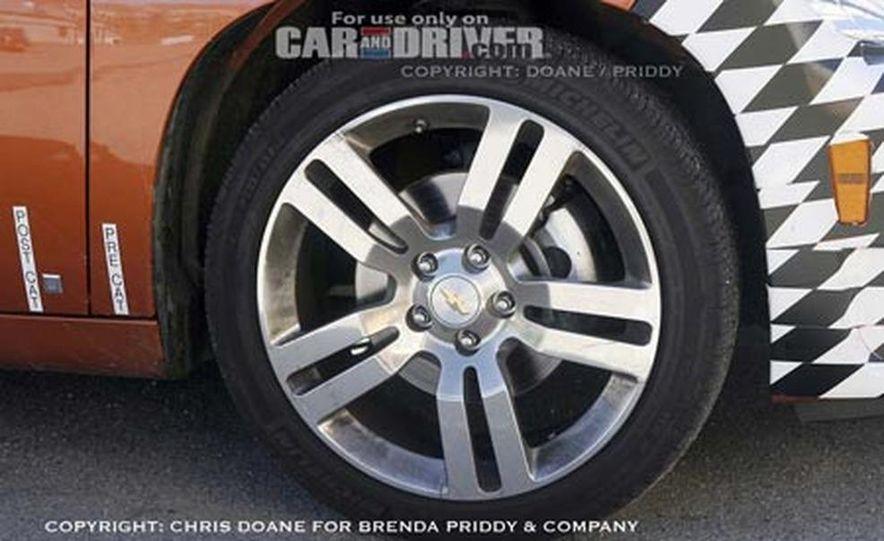 Chevrolet HHR SS - Slide 5