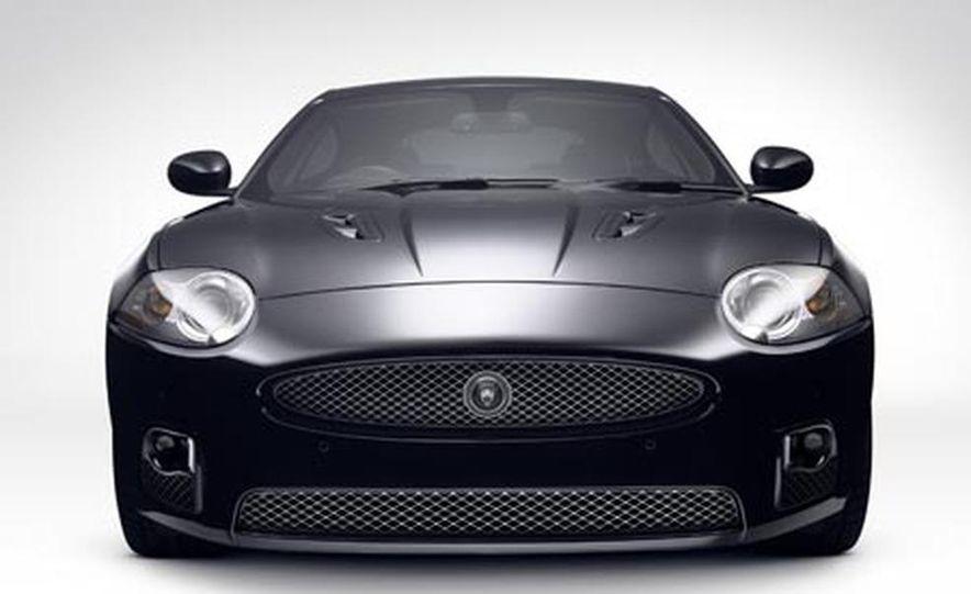 2008 Jaguar XKR Portfolio - Slide 1