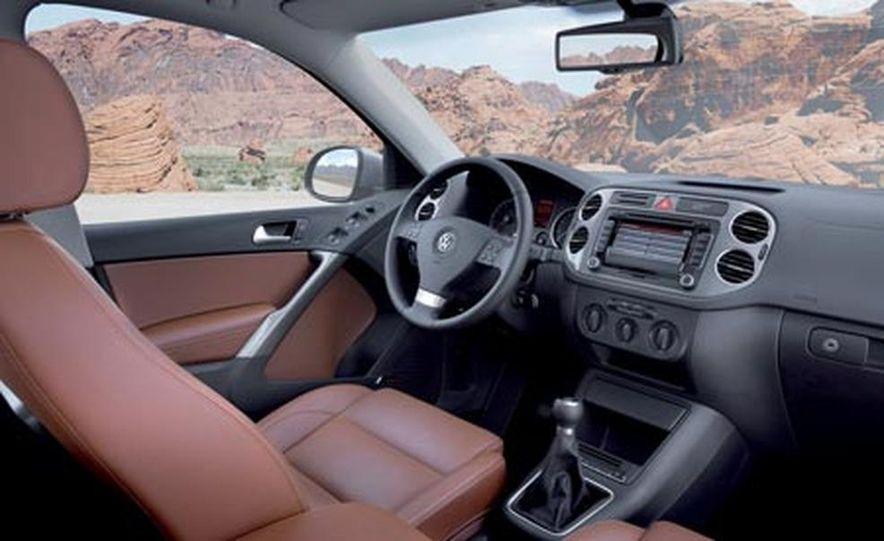2009 Volkswagen Tiguan - Slide 5