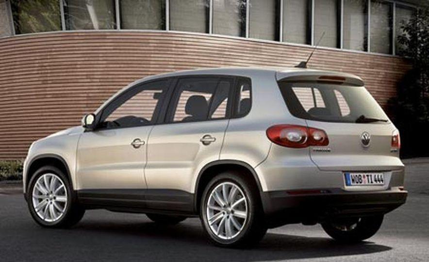 2009 Volkswagen Tiguan - Slide 3