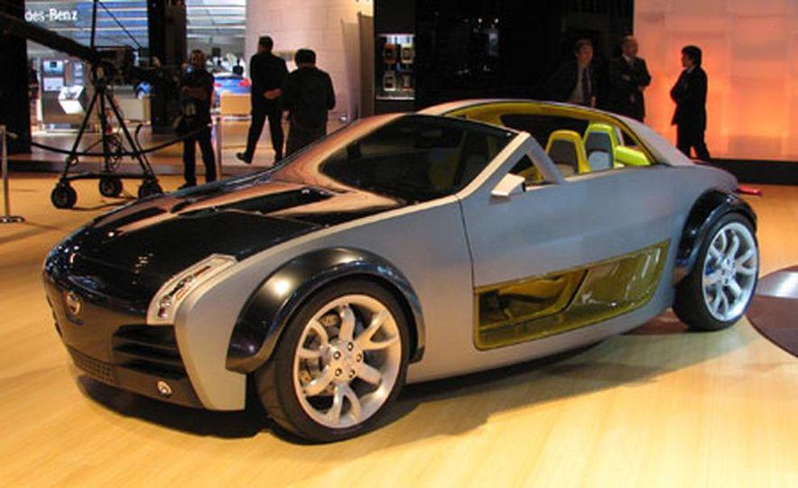 Nissan Urge Concept - Slide 1