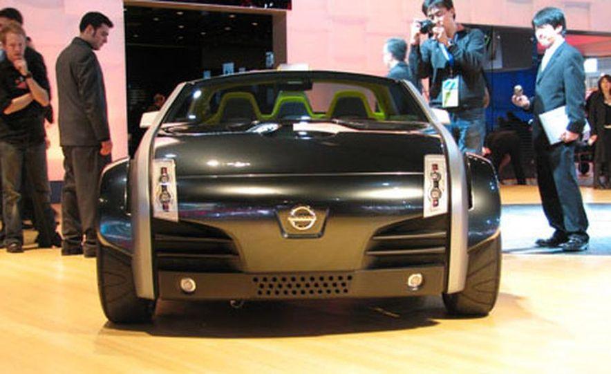 Nissan Urge Concept - Slide 4