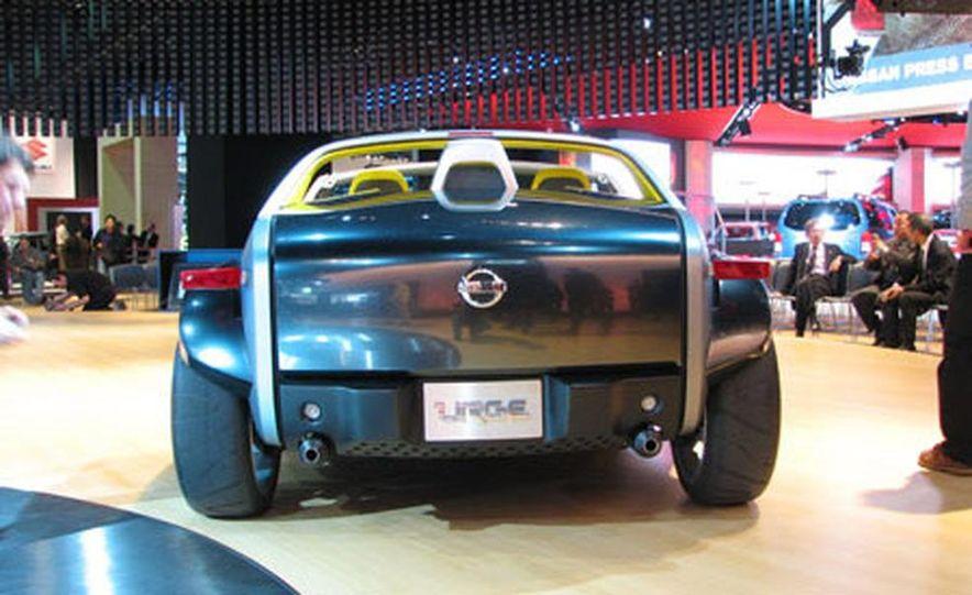 Nissan Urge Concept - Slide 6