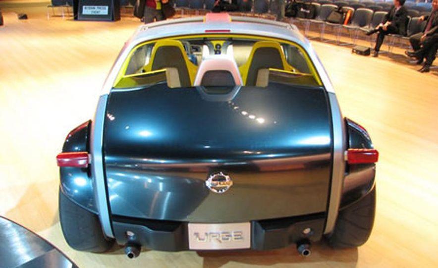 Nissan Urge Concept - Slide 7