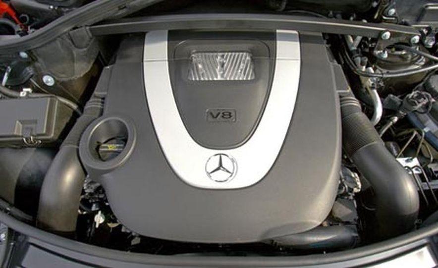 2008 Mercedes-Benz GL550 - Slide 10