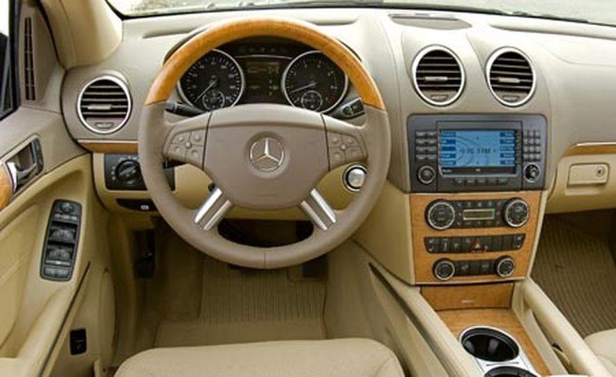2008 Mercedes-Benz GL550 - Slide 14