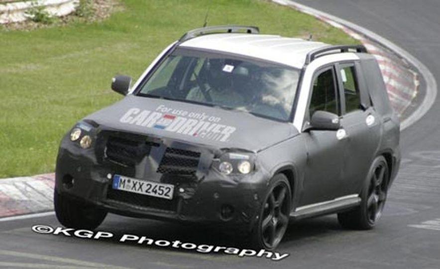 2009 Mercedes-Benz GLK-class - Slide 1