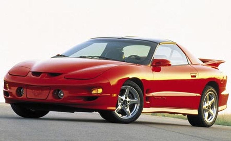 2002 Pontiac Firebird - Slide 1