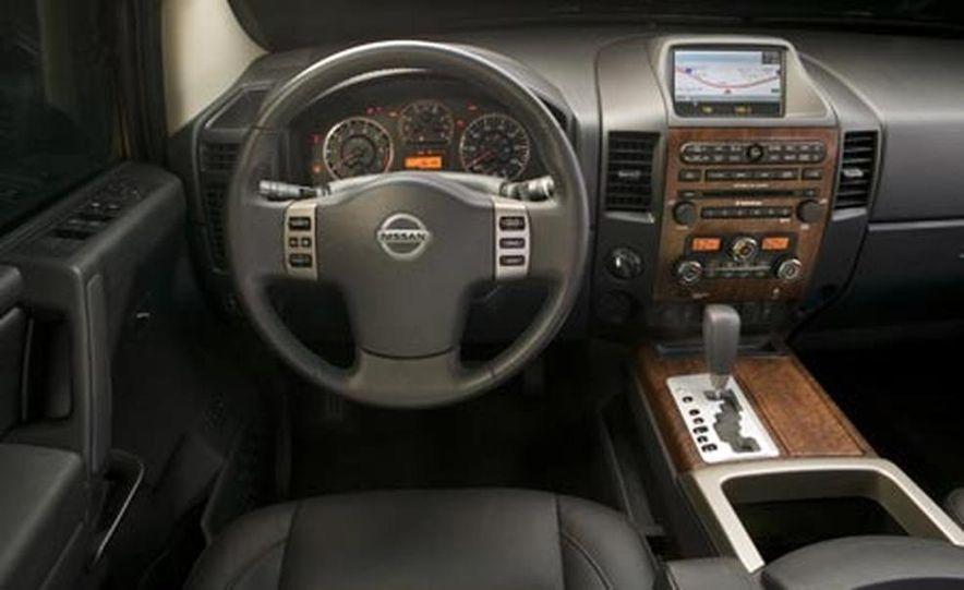 2008 Nissan Titan - Slide 10
