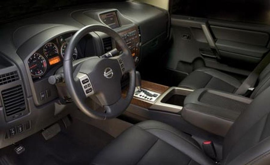 2008 Nissan Titan - Slide 11