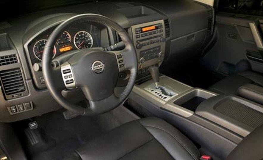 2008 Nissan Titan - Slide 12