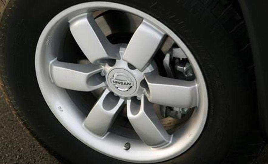 2008 Nissan Titan - Slide 14