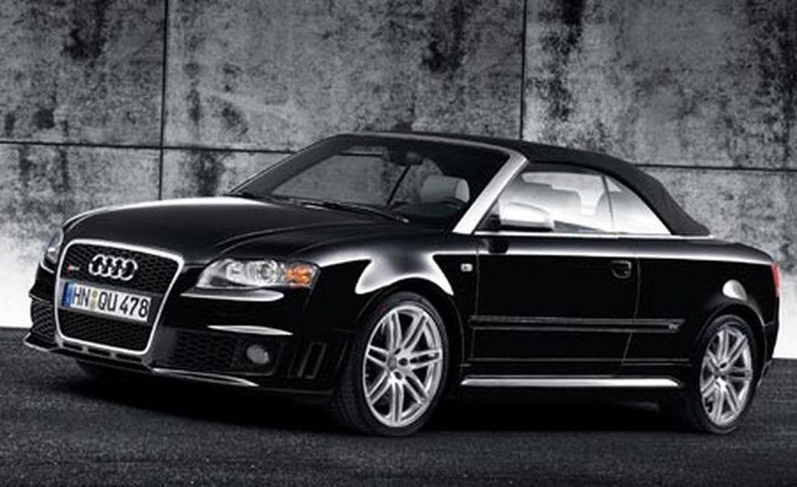 2008 Audi RS 4 cabriolet - Slide 1