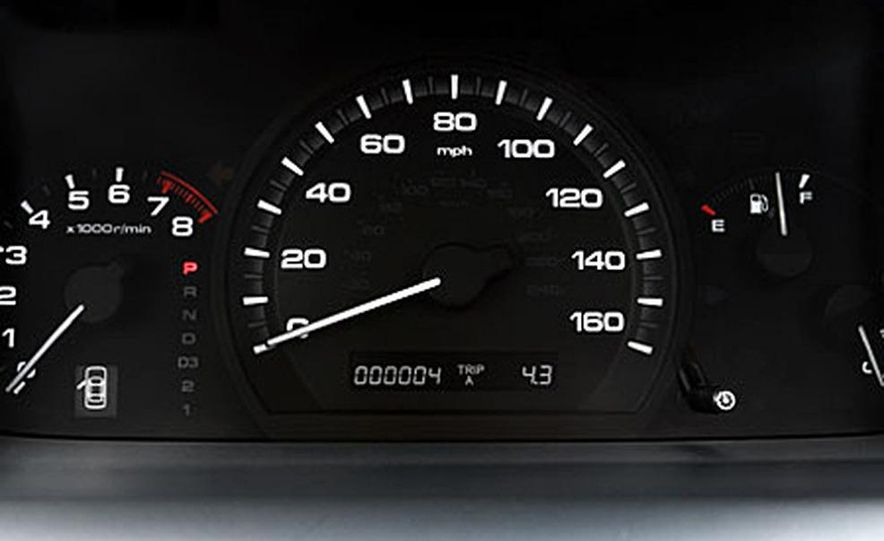 2007 Honda Accord sedan - Slide 13