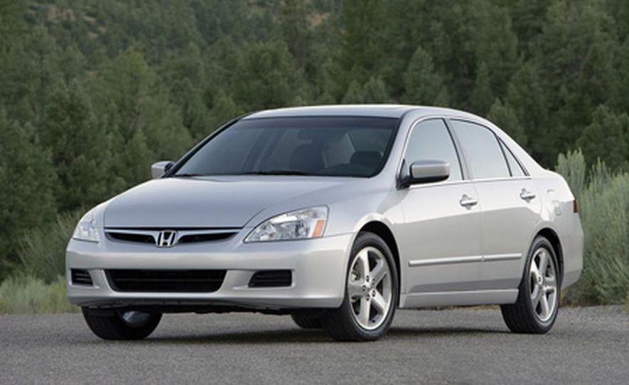 2007 Honda Accord sedan - Slide 1