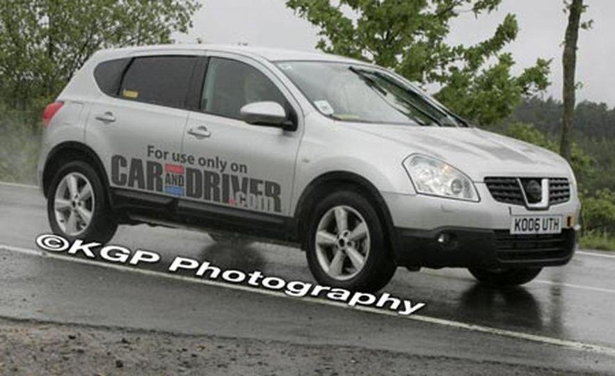 2008 Nissan Qashqai - Slide 1
