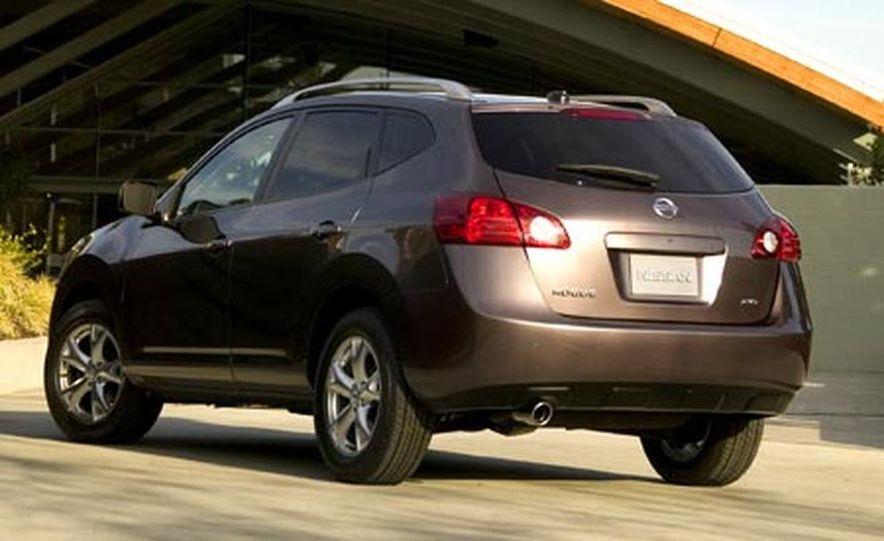 2008 Nissan Qashqai - Slide 9