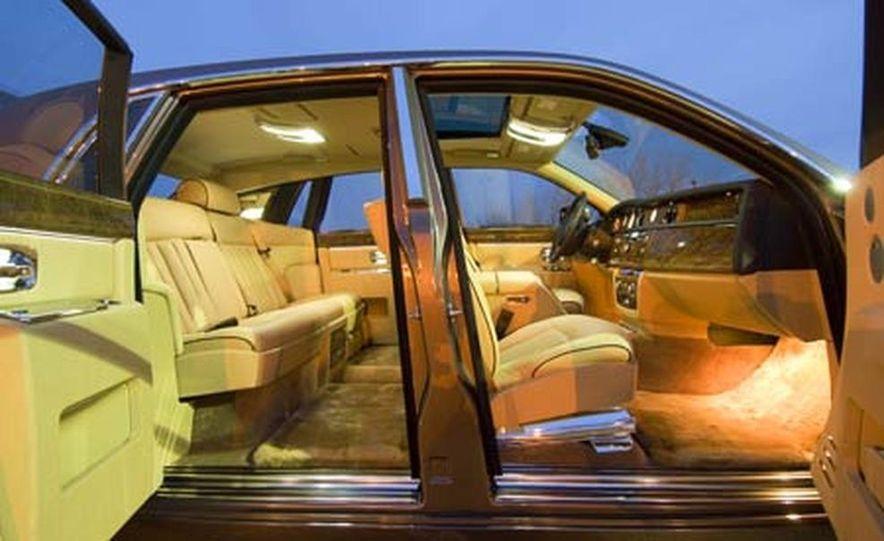 2007 Rolls-Royce Phantom Silver - Slide 13