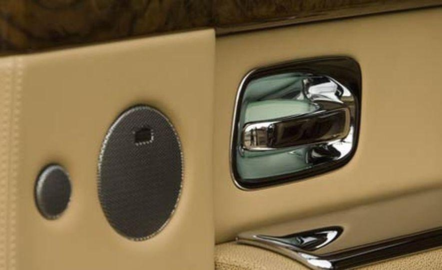 2007 Rolls-Royce Phantom Silver - Slide 16
