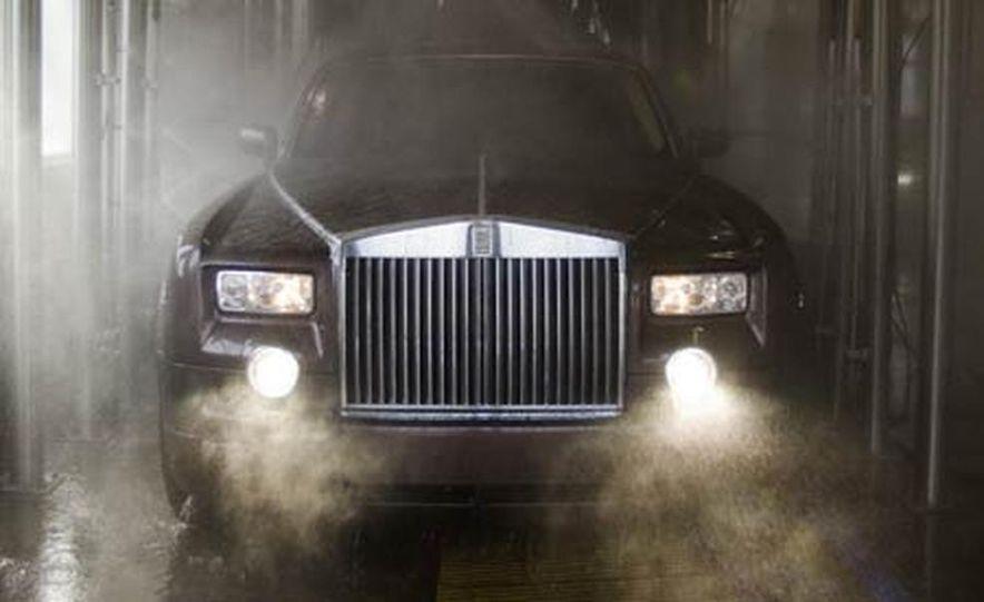 2007 Rolls-Royce Phantom Silver - Slide 4
