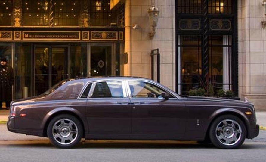 2007 Rolls-Royce Phantom Silver - Slide 12